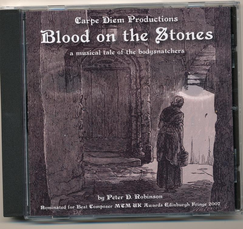 """Blood on the Stones"" the CD"